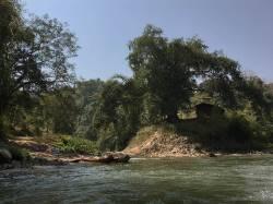 Nam Tha River. By WONG Ying Yu Annette, 2018.