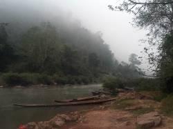 Nam Tha River. By Xiaoxuan Lu, 2018.